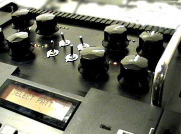 circuit bent HR-16B